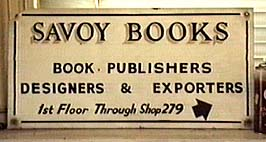 Savoy sign