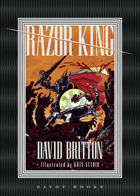 David Britton The Citizen Kane Of Bad Taste Truly Radical